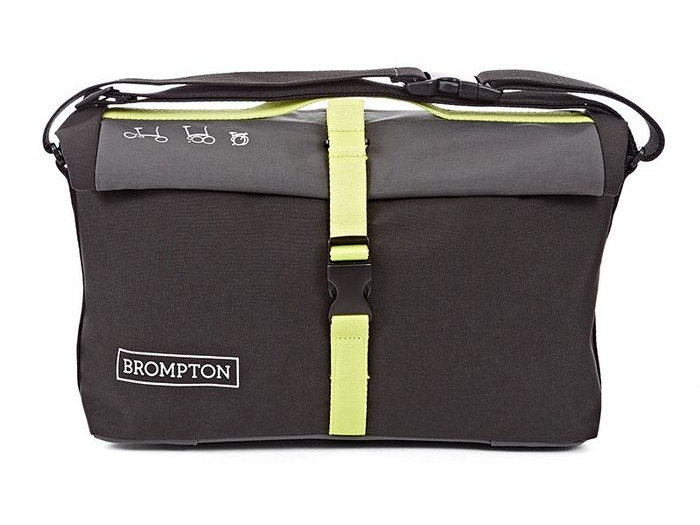 BROMPTON Roll Top Bag click to zoom image