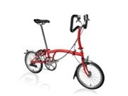 BROMPTON P2L  Red P2L  click to zoom image