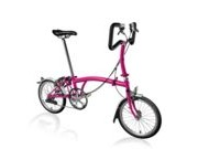 BROMPTON P2L  Hot Pink P2L  click to zoom image