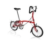 BROMPTON P3L  Red P3L  click to zoom image