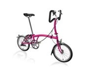 BROMPTON P3L  Hot Pink P3L  click to zoom image