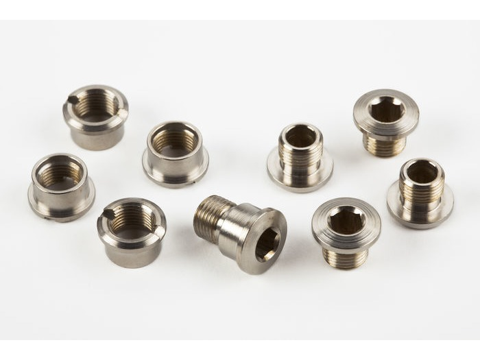BROMPTON Replacement Chain ring bolt set click to zoom image
