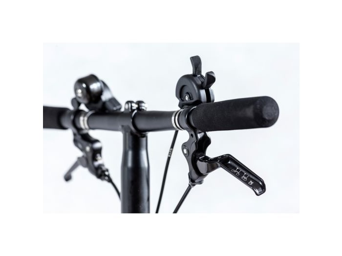 BROMPTON Black Edition S-Type Handlebar click to zoom image