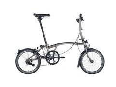 BROMPTON M6L Ti Nickel Plated
