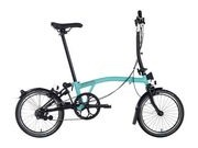 BROMPTON M6L Black Edition  Turkish Green M6L  click to zoom image