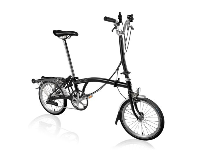 BROMPTON H6R Black Edition click to zoom image