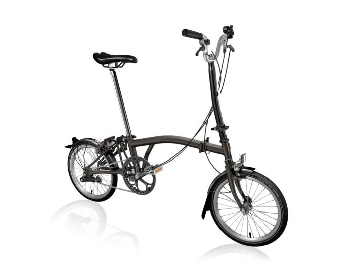 BROMPTON H2L Black Edition (Black Lacquer) click to zoom image