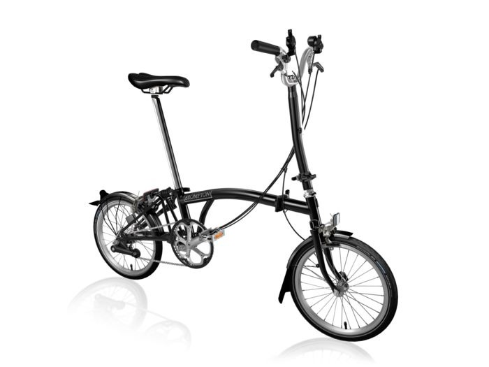 BROMPTON H6L Black Edition click to zoom image