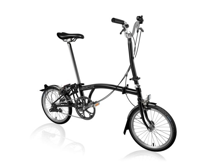 BROMPTON H2L Black Edition click to zoom image