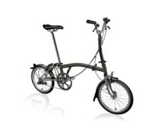 BROMPTON M6L Black Edition SuperLight (Black Lacquer)