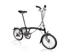 BROMPTON M6L Black Edition SuperLight