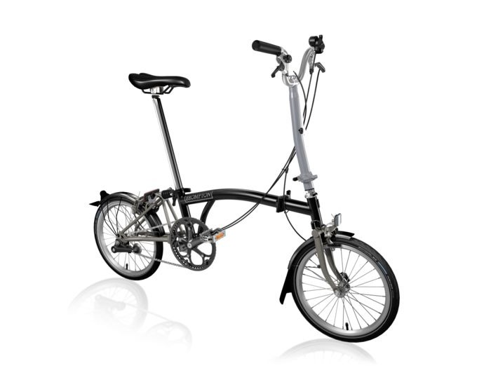 BROMPTON M2L Black Edition SuperLight click to zoom image