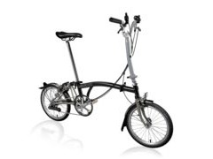 BROMPTON H2L Black Edition SuperLight