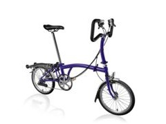 BROMPTON P6R Purple Metallic