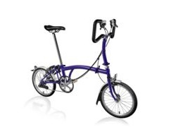 BROMPTON P6L Purple Metallic