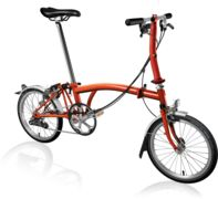 BROMPTON S6L Flame Lacquer