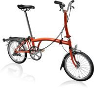 BROMPTON M3R Flame Lacquer