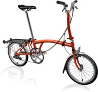 BROMPTON M2R Flame Lacquer