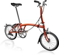 BROMPTON M2L Flame Lacquer