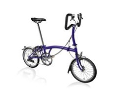 BROMPTON P2L Purple Metallic