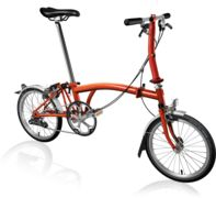 BROMPTON S2L Flame Lacquer