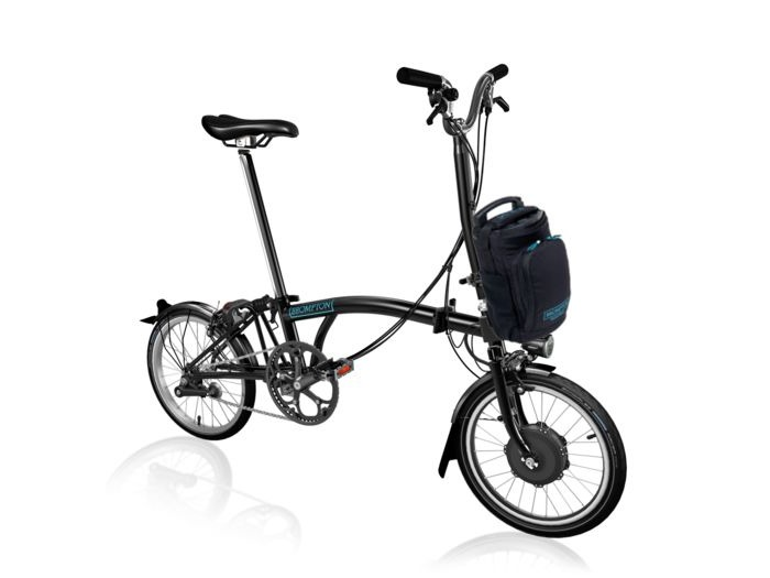 BROMPTON H6L Electric Edition click to zoom image