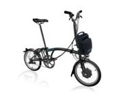 BROMPTON H6L Electric Edition 2019
