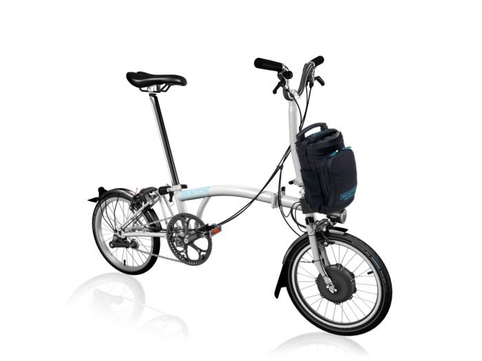 BROMPTON M2L Electric Edition click to zoom image
