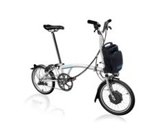 BROMPTON M6L Electric Edition
