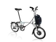 BROMPTON M6L Electric Edition  click to zoom image