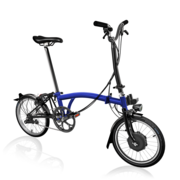 BROMPTON H6L Electric Edition Bolt Lacquer