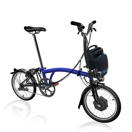 BROMPTON M6L Electric Edition Bolt Lacquer click to zoom image