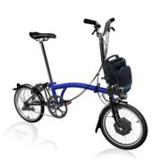 BROMPTON H2L Electric Edition Bolt Lacquer