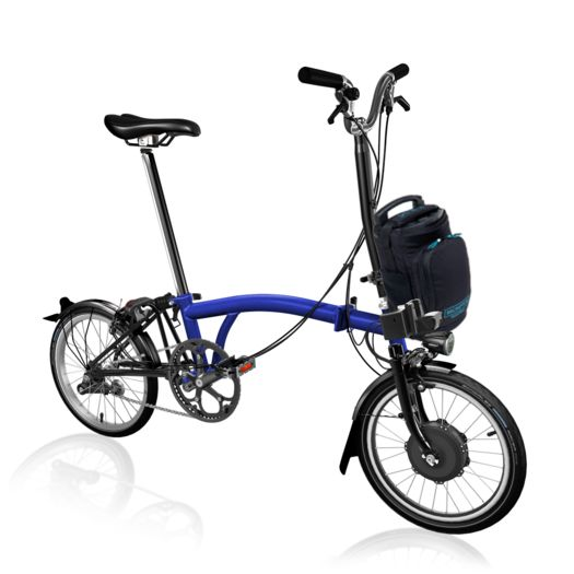 BROMPTON H2L Electric Edition Bolt Lacquer click to zoom image