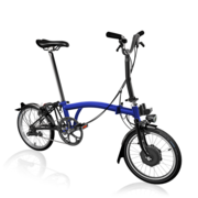 BROMPTON M2L Electric Edition Bolt Lacquer