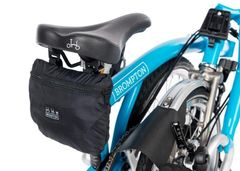 BROMPTON Cover & Carrybag, (fits under saddle)