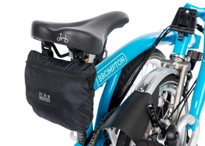 BROMPTON Cover & Carrybag, (fits under saddle) click to zoom image