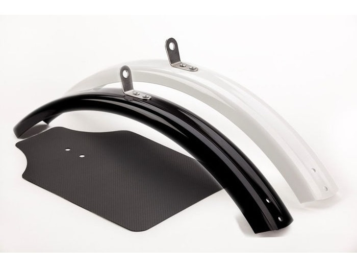 BROMPTON Front Mudguard flap included click to zoom image