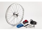 BROMPTON SON Superlight hub dynamo set, including front wheel