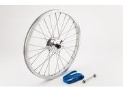 BROMPTON Front wheel with SON hub dynamo, including fittings