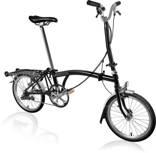 BROMPTON H3R click to zoom image