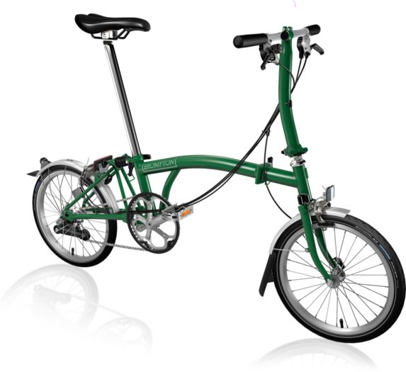 BROMPTON S6L click to zoom image