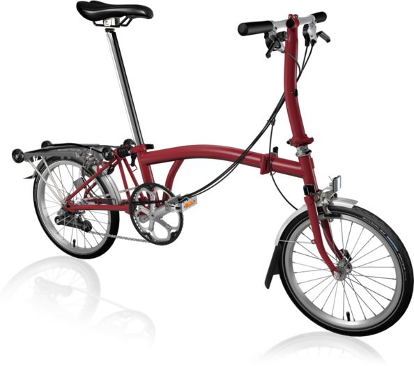 BROMPTON S6R click to zoom image