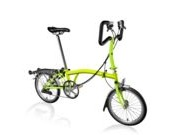 BROMPTON P6R  Lime Green P6R  click to zoom image