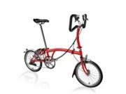 BROMPTON P6L  Red P6L  click to zoom image
