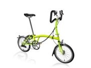 BROMPTON P6L  Lime Green P6L  click to zoom image