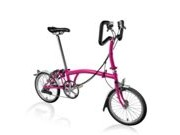 BROMPTON P6L  Hot Pink P6L  click to zoom image
