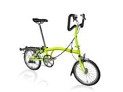 BROMPTON P3R  Lime Green P3R  click to zoom image