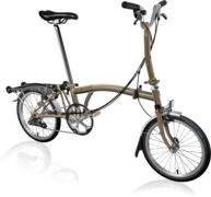 BROMPTON M6R Raw Lacquer