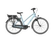 GAZELLE Vento C7 HMB Mid-Step 49cm Air Blue  click to zoom image